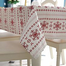 XTUK Home Decoration Tablecloth Christmas