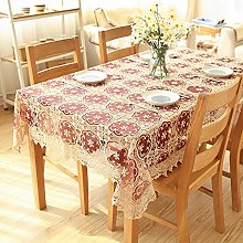 XTUK Home Decoration Tablecloth Living Lace