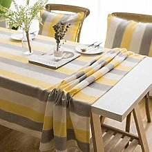 XTUK Home Decoration Tablecloth Waterproof Fabric