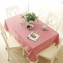 XTUK Table Cloth Rectangular Waterproof Polyester