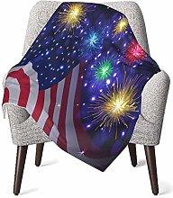 Xuanlin American Flag Celebration Fireworks