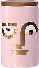 XUDREZ Ceramics Damp Proof Storage Jar Kitchen