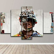 XUEI Call Of Duty Black Ops Print Painting Canvas