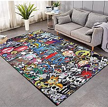 Xuejing Carpet Bedroom Bedside Living Room