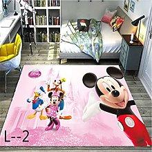Xuejing Carpet Children Rug Floor Mat Bedroom