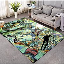 Xuejing Carpet Kids Game Area Pad Bedroom Bedside