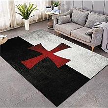 Xuejing Carpet Rug Knights Templar Cavalier Living