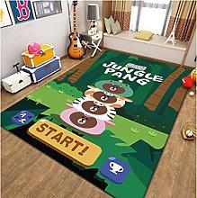 Xuejing Long Carpet Kitchen Bedside Sofa Cartoon