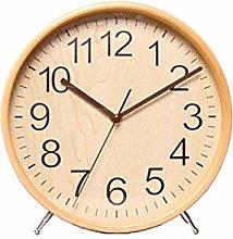 Xuejuanshop Desk Shelf Clocks Large Clock