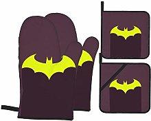 xuexiao Dark Knight Anime Series Golden Bat Oven