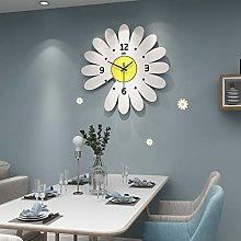 XUEXIONGSP Decor Wall Clock, Living Room Kitchen