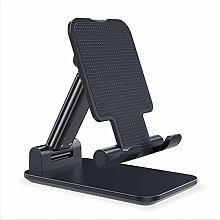 XUFAN Desktop Phone Stand Adjustable Metal Desk