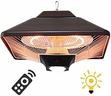 XUHRA Ceiling Heater Patio Heater LED Lighting