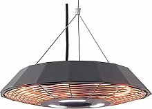 XUHRA Electric Hanging Ceiling Patio Heater 2KW
