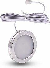 XUNATA 12V Under Cabinet Light Kit Wired, 1500
