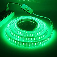 XUNATA FPCB LED Strip with On/Off Switch Power