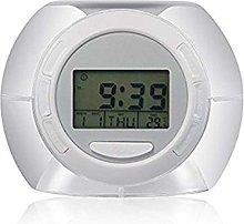 XUXUWA Alarm Clock Colorful Alarm Clock, Wake Up