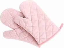 Xuyichangzhishi 1 pair of cotton oven gloves