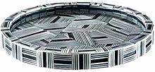 XuZeLii Decorative Tray Resin Acrylic Marble