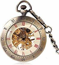 XVCHQIN Watches Stylish Fashion Wind Up Mechanical