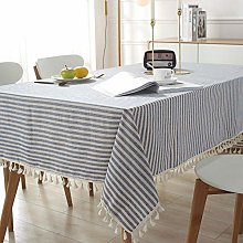 XXBFDT Tablecloth Home Decorative Wipe Clean -
