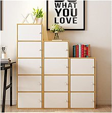 XXFFD Bookcase Living Room Cabinets Home Furniture