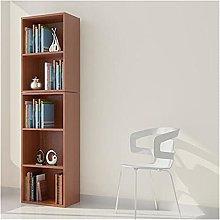 XXFFD Modern Bookshelf Free Combination Bookcase