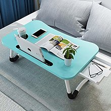 XXFFD Small Desk In Dormitory - Laptop Desk -