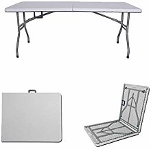 XXHDEE Folding Table Desk Dining Table Workstation