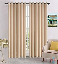 XXR THERMAL BLACKOUT Window Room CURTAINS