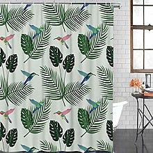 Xxxx Dtjscl Shower curtain Birds and animals with