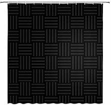 Xxxx Dtjscl Shower curtain Geometric pattern