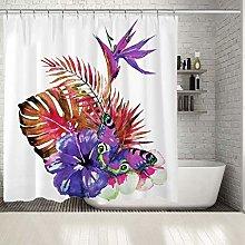 Xxxx Dtjscl Shower curtain Purple shower curtain