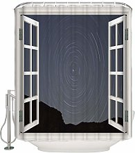 Xxxx Dtjscl Shower curtain Shower curtain with 12