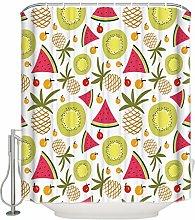 Xxxx Dtjscl Shower curtain Waterproof polyester