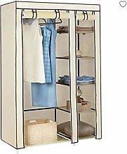 XYCSM Fabric Wardrobe Fabric Closet Wardrobe