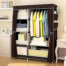 XYCSM Wardrobe Simple Modern Folding Wardrobe