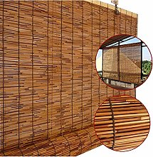 XYL Bamboo Blinds-Outdoor Reed Roller Blinds,