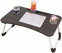 XYL Laptop Bed Table Foldable Portable Lap