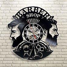 XYLLYT Barber shop barber shop decoration vinyl
