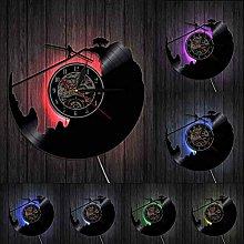 XYLLYT Keep your balance wall clock vinyl record