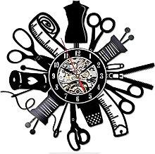 XYLLYT Tailoring tools handmade DIY clock fashion