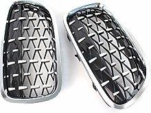 XYRDM Kidney grid, 1 pair of car radiant grill