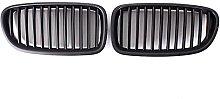 XYRDM Kidney Grille, 2pcs Car Front Bumper Sport