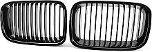 XYRDM Kidney Grille, Car Front Sport Grill for BMW