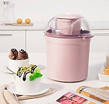 XYSQ Home Ice Cream Maker, Portable Household Use