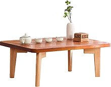 XYSQWZ Coffee Table Console Table Small Solid Wood