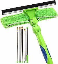 XYYZX Cleaning Kit with Extension Pole, Telescopic