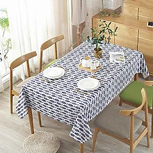 XYZG Table Cloth Table Cloths Linen Cotton Table