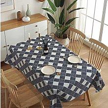 XYZG Table Cloth Table Cloths Tea Coffee Table